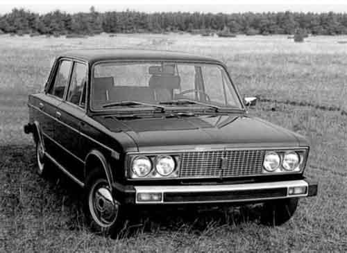 ВАЗ-21061 Канадский вариант