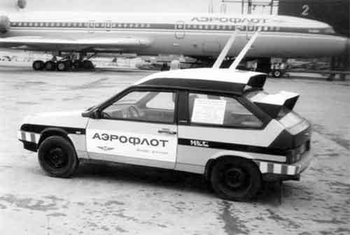 ВАЗ-2108 ИКС