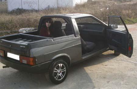 ВАЗ-2108 CABRIO фото