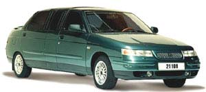 ВАЗ 21109 - «Консул»