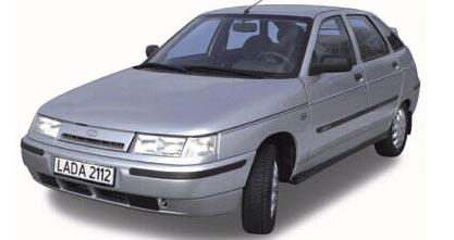 Модель ВАЗ-2112 (Lada-112) фото